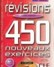 Révisions 450 nouveaux exercices + CD Niveau avancé