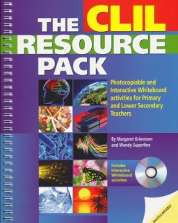 The CLIL Resource Pack: Photocopiable and Interactive Whiteboard Activities for Primary and Lower Secondary Teachers. Book with Photocopiable Activites (Delta Photocopiables)