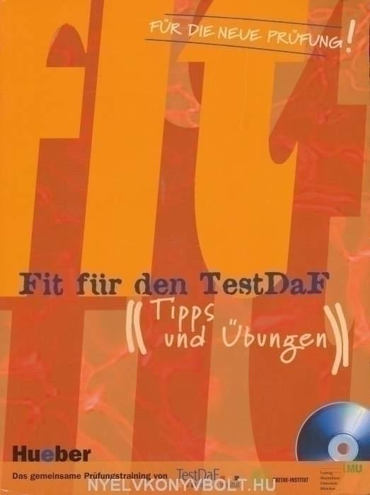 Fit für den TestDaF mit CDs