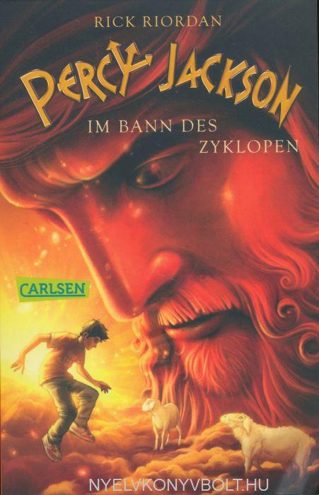 Rick Riordan: Im Bann des Zyklopen (Percy Jackson 2)