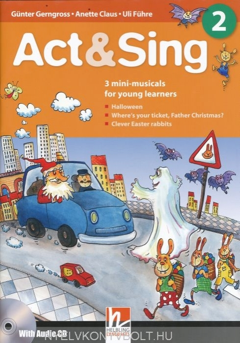 Act & Sing 2 with CD