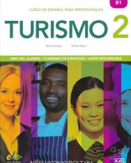 Turismo 2: Curso de espanol para profesionales