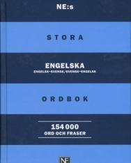 NE:s stora engelska ordbok : engelsk-svensk/svensk-engelsk