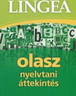 Olasz nyelvtani áttekintés praktikus példákkal
