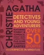 Agatha Christie: The Complete Short Stories - Detectives and Young Adventurers