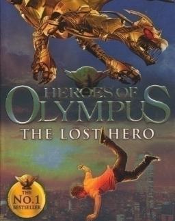 Rick Riordan: Heroes of Olympus - The Lost Hero (Heroes of Olympus Book 1)