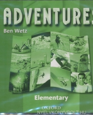 Adventures Elementary Class Audio CDs (2)