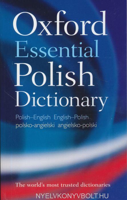 Oxford Essential Polish Dictionary - Polish-English, English-Polish