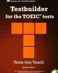 Testbuilder for the TOEIC tests with Audio CDs (3)
