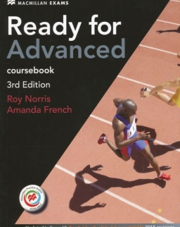 Ready for Advanced Third Edition Coursebook with Practice Online