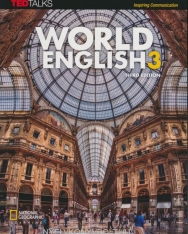 World English 3 Student's Book with My World English Online - 3rd Edition