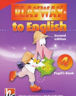 Playway to English - 2nd Edition - 4 Pupil's Book