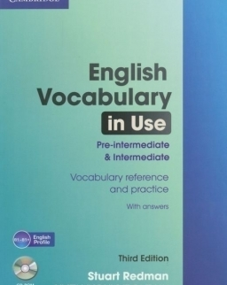 English grammar in use 4th edition book with answers cd rom english vocabulary in use pre intermediate and intermediate with answers with cd rom fandeluxe Image collections