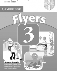Cambridge Young Learners English Tests Flyers 3 Answer Booklet