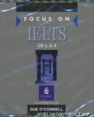 Focus on IELTS Class CDs (2)