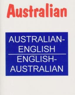 Hippocrene Dictionary and Phrasebook – Australian (Australian-English / English-Australian)