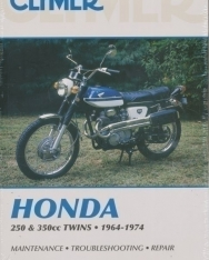 Honda 250-350cc, 1964-1974, Maintenance - Troubleshooting - Repair