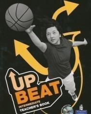 Upbeat Intermediate Teacher's Book and Test Master Multi-ROM