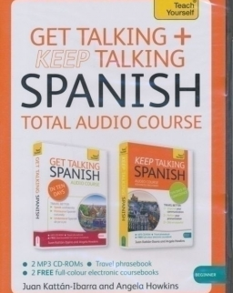 Teach Yourself - Get Talking + Keep Talking Spanish Total Audio Course