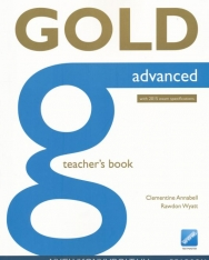 Gold Advanced Teacher's Book with 2015 Exam Specifications