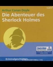 Arthur Conan Doyle: Die Abenteuer des Sherlock Holmes - Audio CDs