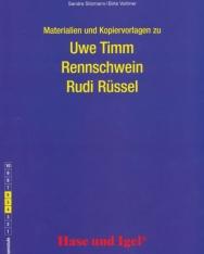 Materialien und Kopiervorlagen zu Uwe Timm: Rennschwein Rudi Rüssel