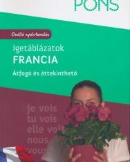 PONS Igetáblázatok Francia - Átfogó és áttekinthető