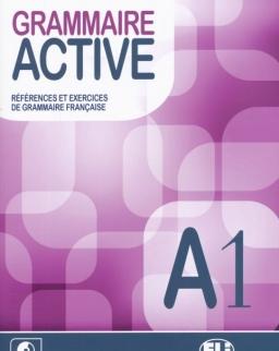 Grammaire Active Références et Exercises de Grammaire Francaise A1+ CD