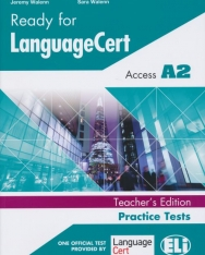 Ready for Language Cert Access A2 - Practice Tests - Teacher's Edition