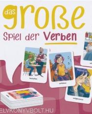 Eli Deutsch spielend lernen - Das Grosse Spiel der Verben (Társasjáték)