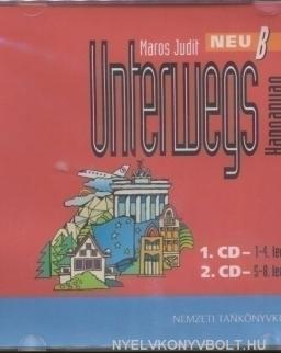 Unterwegs neu B Hanganyag - Audio CD (2)