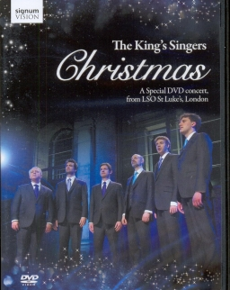 King's Singers: Christmas (Special Concert from London) - DVD