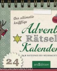 Der ultimativ knifflige Advents-Rätsel-Kalender: 24 x Ratespaß bis Weihnachten
