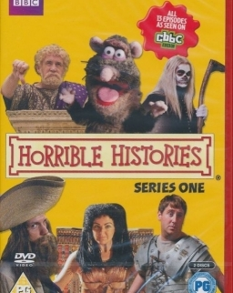 Horrible Histories DVD - Series 1