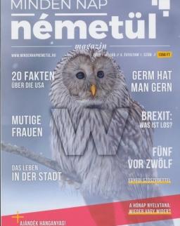 Minden Nap Németül magazin 2020 január
