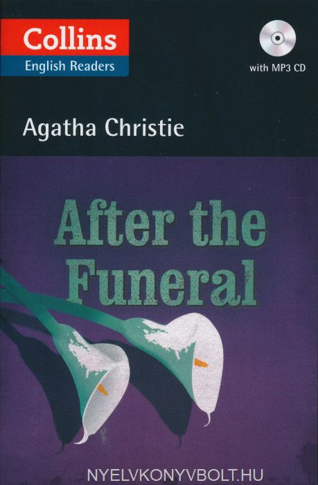 After the Funeral with mp3 CD - Collins Agatha Christie ELT Readers level B2