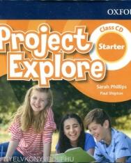 Project Explore Starter Class Cd