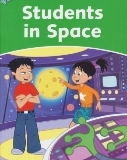 Students in space - Dolphin Readers level 3