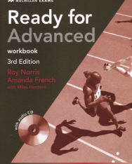Ready for Advanced Third Edition Workbook without Key with Audio CD