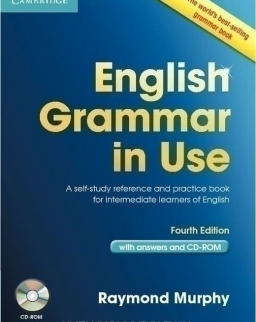 English Grammar in Use (4th Edition) Book with Answers & CD-ROM