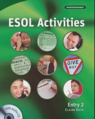ESOL Activities Entry 2 - Photocopiable with Audio CD