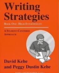 Writing Strategies Book One: High-Intermediate