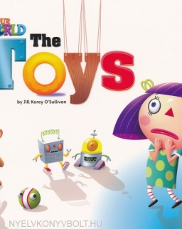 Our World Reader:The Toys