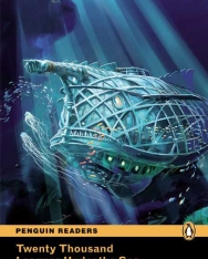 Twenty Thousand Leagues Under The Sea with Audio CD - Penguin Readers Level 1