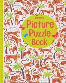 Usborne Picture Puzzle Book