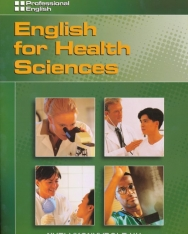 English for Health Sciences Student's Book with Audio CD