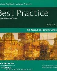 Best Practice Upper Intermediate Audio CDs