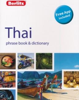 Berlitz Thai Phrasebook & Dictionary