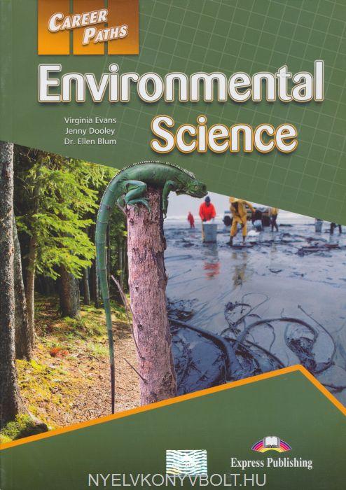 Career Paths-Enviromental Science