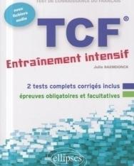 TCF Entraînement intensif avec fichiers audio